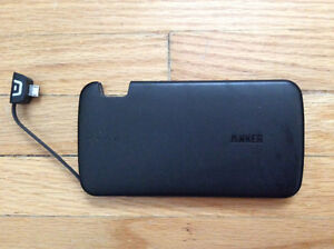 Anker Portable Cellphone Charger