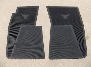 1957 to 1976 Ford Thunderbird floor mats