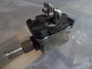 Flathead Ford NOS back up light switch  ..... Made In USA by RBM