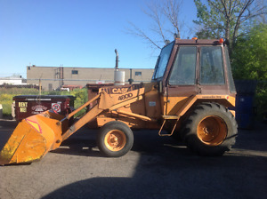 Tractor Case 480 D