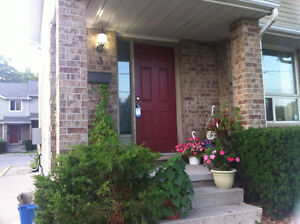 2 tidy roomates seek 3rd for sm BR in a LG townhouse. Park 4free London Ontario image 9