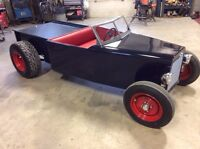 3/4 scale Ford roadster pickup