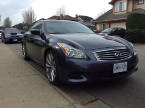 2008 infinit g37 typeS for sale