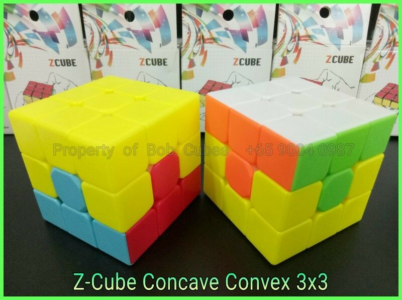 - Z-Cube Concave Convex 3x3 for sale in Singapore