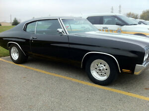 Classic Muscle Car Wanted