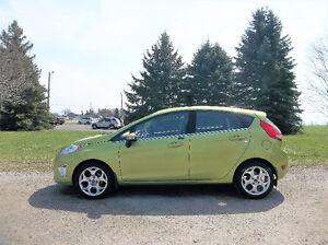 2013 Ford Fiesta Titanium- Hatchback. 4 BRAND NEW TIRES!!  $7450