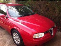 Alfa Romeo - 156 T Spark Turismo