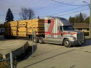Transportation specializing in flatbed and auto carrier London Ontario image 2