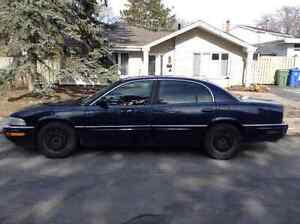 2002 Buick Park Avenue ultra Berline