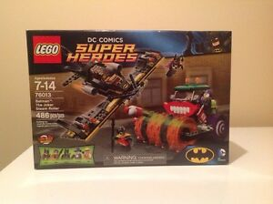 Lego Super Heroes - Batman : The Joker Steam Roller 76013