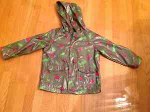 Boys lined raincoat
