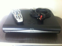 250gb Sky+ HD Box with Genuine Remote Control - Luton
