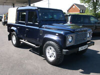 2014(63) Land Rover 110 Defender 2.2I D DPF 2014MY County Double Cab Pickup