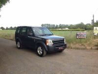 24/7 Trade sales NI Trade prices for the public 2006 Land Rover Discover 3 2.7 TDV 6 Low miles