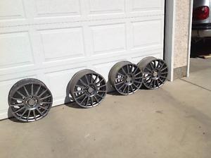 Spoke Wheels & Tires