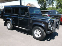 2011 (61) Land Rover 110 Defender 2.4TDCi XS Station Wagon