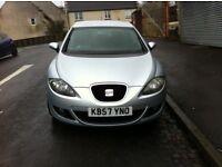 £2,795 | Seat Leon 1.9 TDI Stylance 5dr new-clutch-and-freewheel