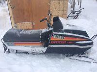 250cc Yamaha Enticer