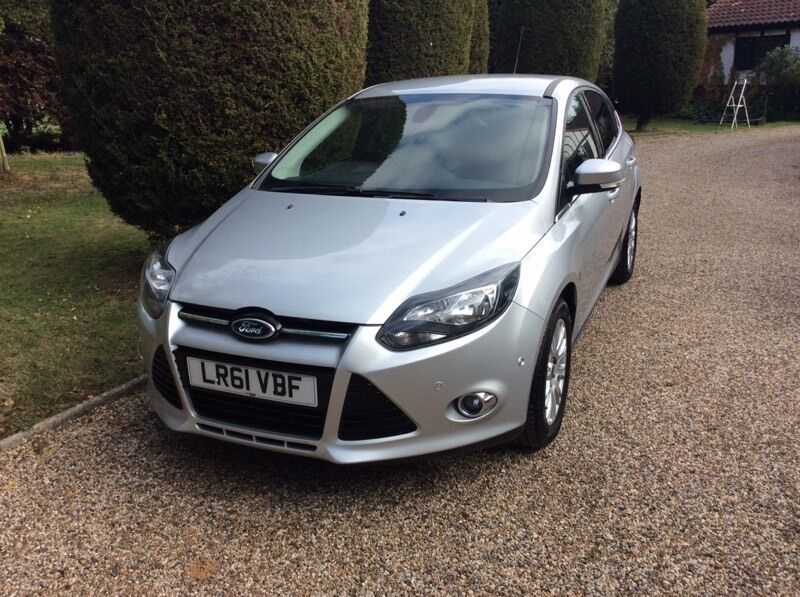 2011 focus Eco boost £1500 extras