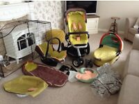 Quinny Buzz Pram and Travel System