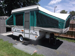 VIKING COACHMEN CLIPPER CAMPER   $3350.00