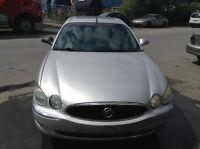2005 Buick Allure cxs; ful; aut.; 159000km; $4,495