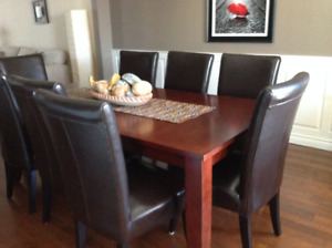 Dining room table set for sale