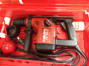 Perceuse Hilti TE-15c
