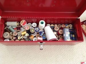 Large variety of sewing/ quilting items