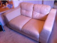 Nice wee 2 Seater Sofa : Free Glasgow delivery