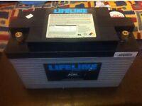 Lifeline GPL-31T leisure battery
