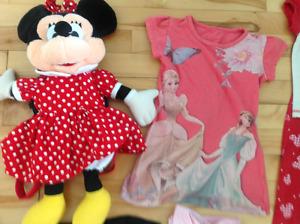 Sac à dos Mickey mouse disney et gilets