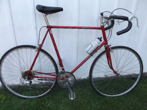 XLarge Vintage Raleigh Record 12spd Racer (New Tires&Cables)