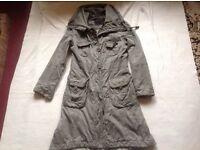 Next ladies coat full zipper size: 8 used £4