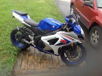 2008 GSX R 1000 For Sale!