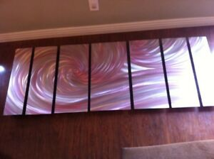 Aluminium Artwork