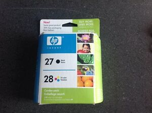 HP 27 & 28 Combo Pack