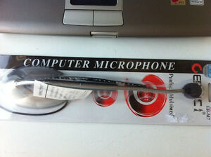 Computer Microphone - NEW