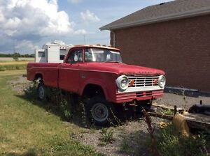 1967 SWEPTLINE POWER WAGON