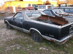 2- yes 2 1978-9 EL Caminos, I will LOWER the PRICE  until sold