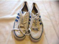 Adidas nizza men's trainers size: 9 used £4