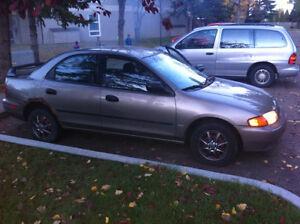 1997 Mazda Protege Sedan