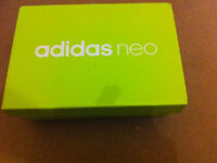 Infant size 9 boys adidas trainers
