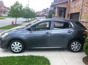 2012 Toyota Matrix, Automatic, 71000 km, Excellent condition