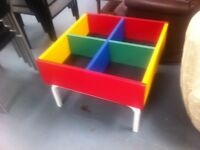 Early learning toy box