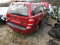 PARTING OUT ONLY 2008-2011 Ford Escapes