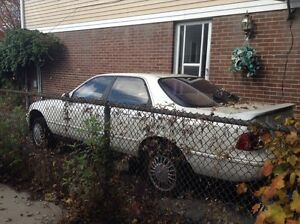 1991 Acura Legend for sale AS IS