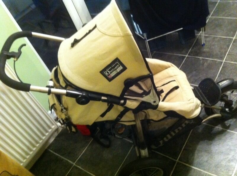 Quinny Freestyle Xl Travel System With Carrycot Seat And
