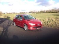 24/7 Trade sales NI Trade Prices for the public 2009 Peugeot 206 1.4 Look Low miles