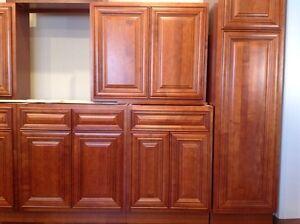 All Wood Kitchen Cabinets Set, Brand New Kitchener / Waterloo Kitchener Area image 2